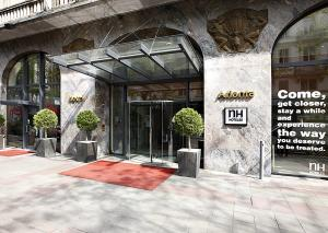 """Exterior – """"Nh Collection Brussels Centre"""""""