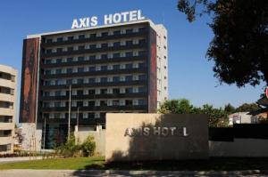 "Foto do exterior - ""Hotel Axis Porto Business & Spa"""
