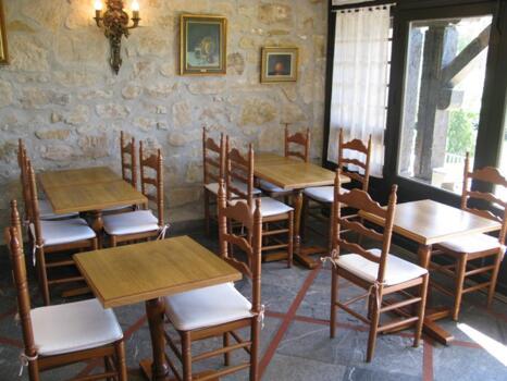 Dining – Hotel Gudamendi