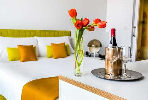 Zimmer - Cosmo Apartments Sants