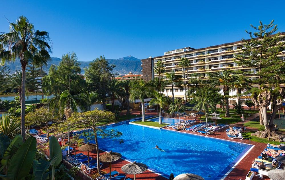 Hotel blue sea puerto resort puerto de la cruz - Hotel blue sea puerto resort tenerife ...
