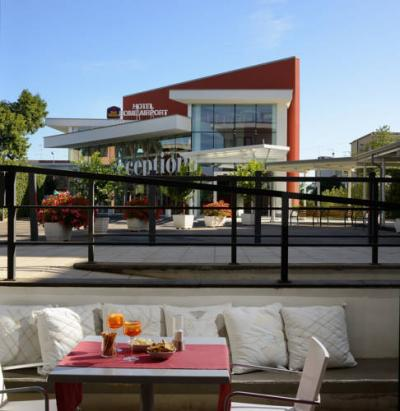 Exterior – Best Western Hotel Rome Airport