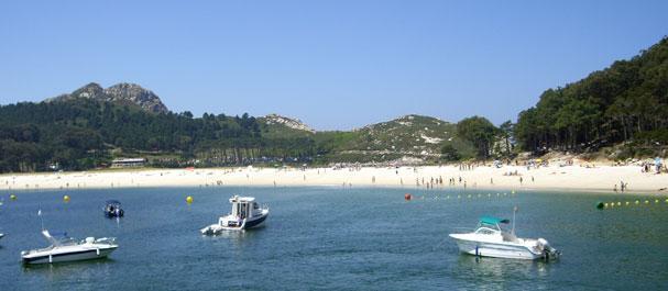 Fotografia de Pontevedra: Islas Cies