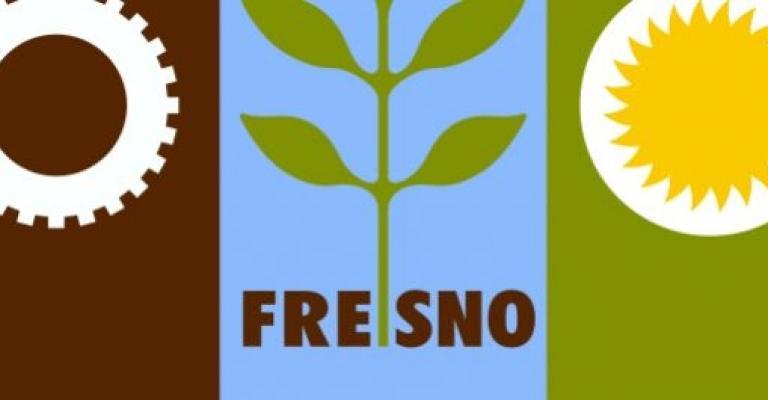 Foto von Kalifornien: La Bandera de Fresno