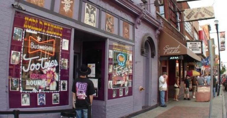Foto von Tennessee: Calle de Nashville
