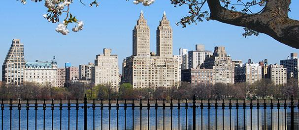 Fotografía de Nueva York: New York - Vista de Manhattan