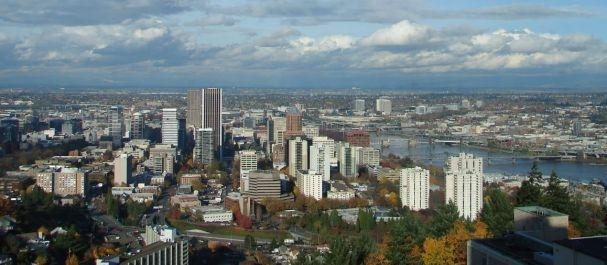 Fotografía de Oregon: Portland