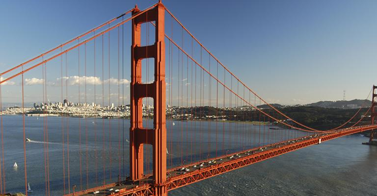 Photo États-Unis: San Francisco, Golden Gate