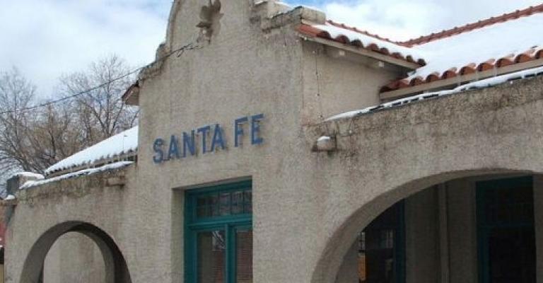 Fotografía de Santa Fe: Santa Fe estación de tren