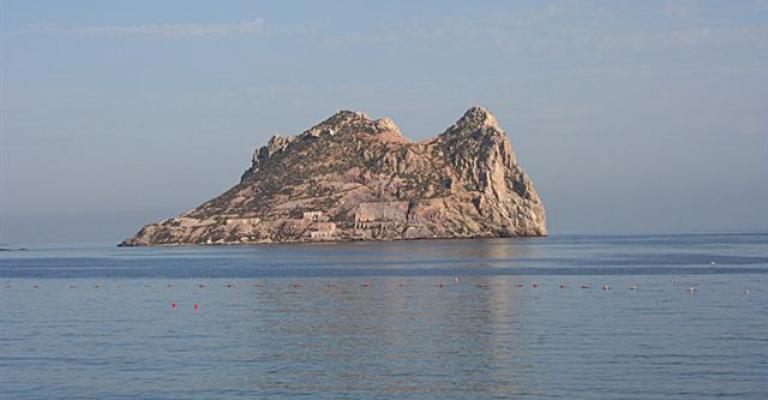 Foto von Aguilas: Isla del Fraile