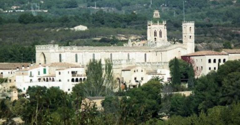 Foto von Aiguamurcia: Monasterio de Santes Creus en Aiguamurcia