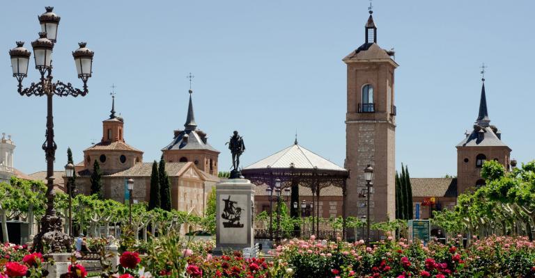 Foto von Alcalá de Henares: Alcalá de Henares