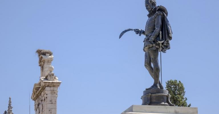 Fotografia de Madrid: Alcalá de Henares