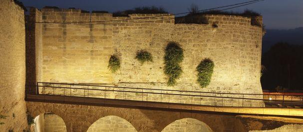 Fotografía de Islas Baleares: El muro de la vieja ciudad de Alcudia