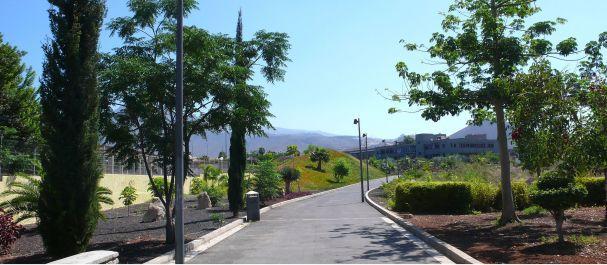Fotografía de Isola di Tenerife: El Parque Central de Arona
