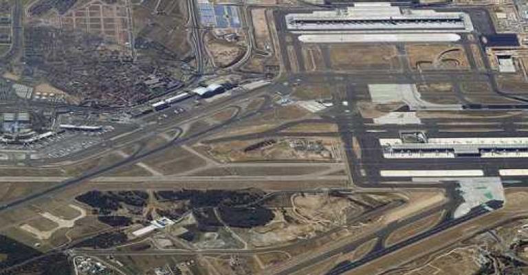 Fotografía de Barajas: Barajas aeropuerto