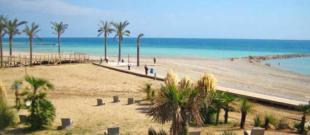 Fotografía de Benicásim: Playa Benicásim