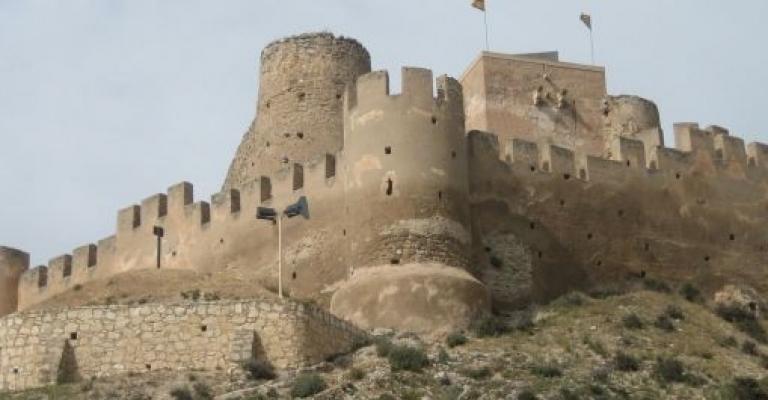Foto von Biar: El castillo de Biar
