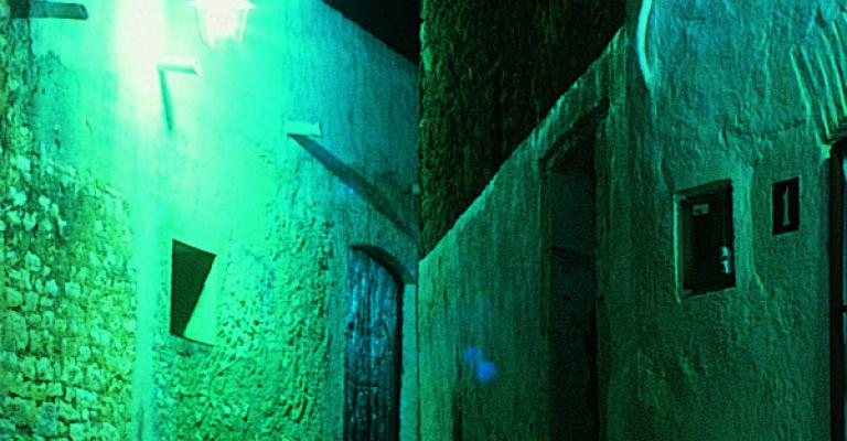 Fotografia de Calafell: Casco histórico