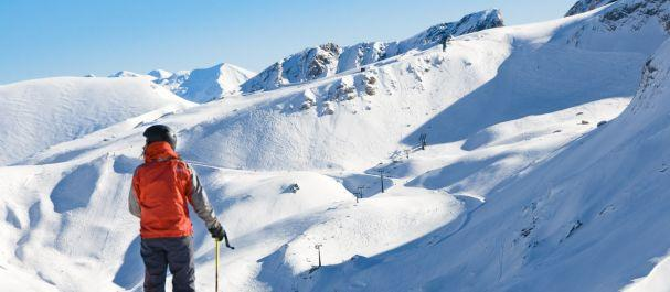Fotografía de : Cerler invierno