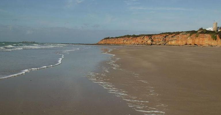 Fotografía de Chiclana de la Frontera: playa chiclana