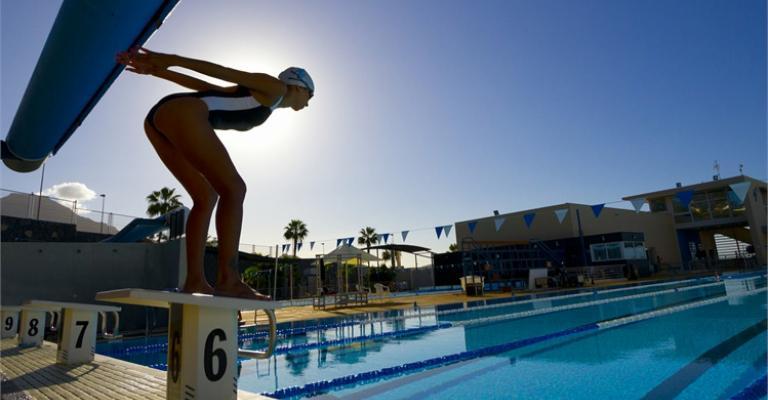 Fotografia de Adeje: Centro de entrenamiento para atletas