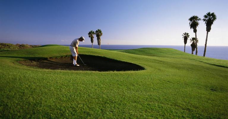 Picture Adeje: Golf en Costa Adeje