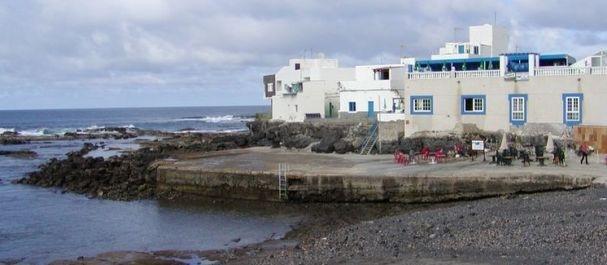 Foto El Cotillo: El puerto de El Cotillo