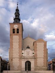 La Catedral de Getafe