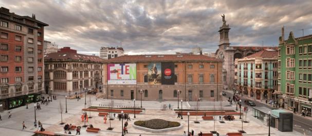 Fotografía de Gijón: Plaza Parchis