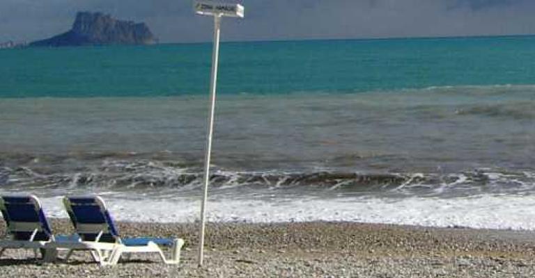 Foto von L'Albir: Playa del Raco
