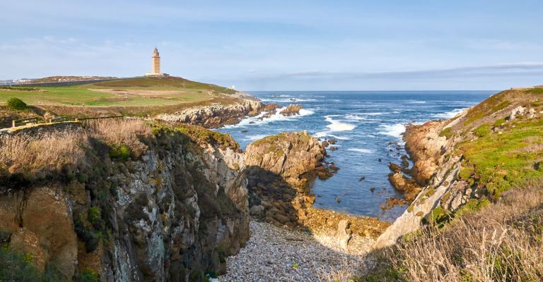 Foto Galizia: La Coruña