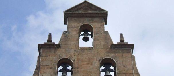 Fotografía de Linares: La Espadaña del Santuario de Nuestra Señora de Lin