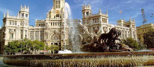 Fotografía de Madrid: Fuente de la Cibeles