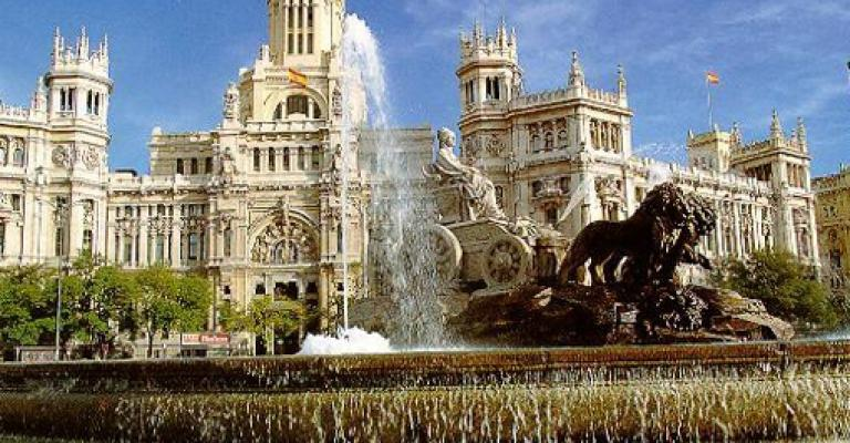 Photo Madrid: Fuente de la Cibeles