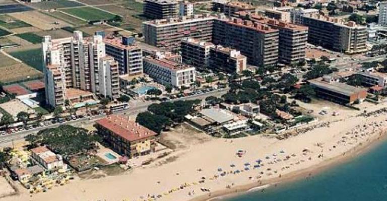 Foto Malgrat de Mar: Playa Malgrat de Mar