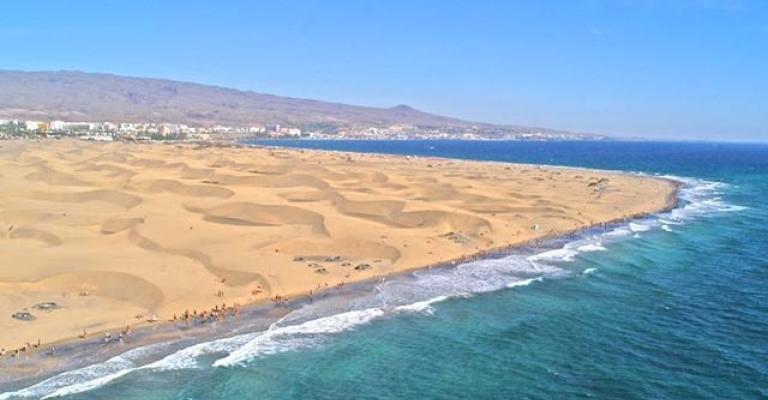 Foto von Maspalomas: Playa de Maspalomas