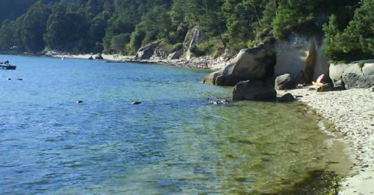 Foto Moaña: Playa de A Borna