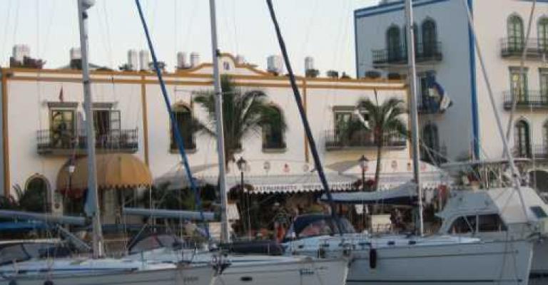 Foto von : Puerto de Mogan