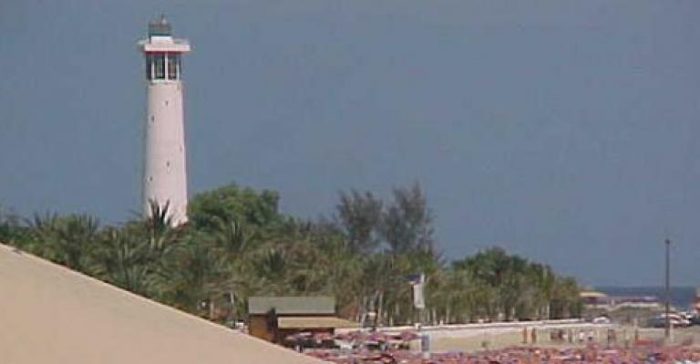Fotografía de : Saladar y Faro de Morro Jable