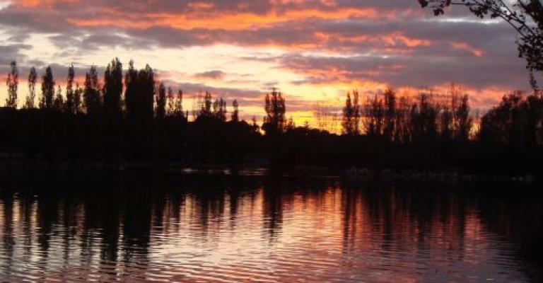 Fotografia de Madrid: Lago de El Soto - Mostoles
