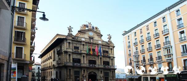 Picture Pamplona: Ayuntamiento