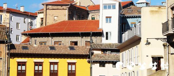 Picture Pamplona: Casas de Pamplona