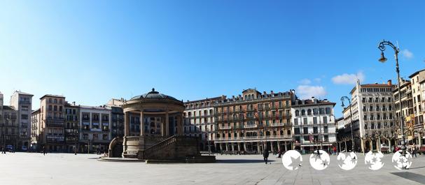 Picture Pamplona: Plaza Castillo