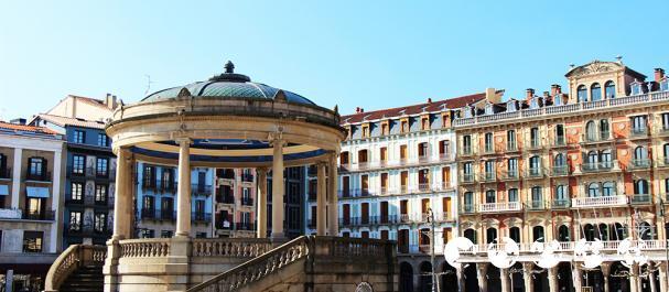 Picture Pamplona: Plaza del Castillo