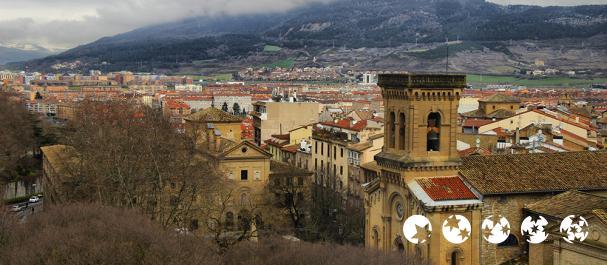 Picture Pamplona: Tejados de Pamplona
