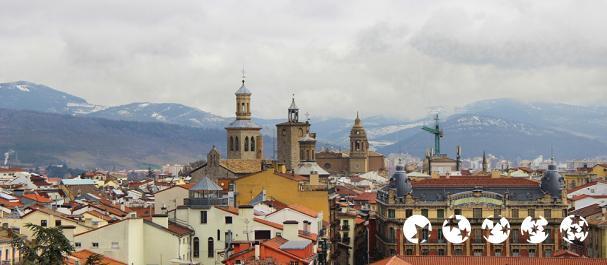 Picture Pamplona: Tejados en Pamplona