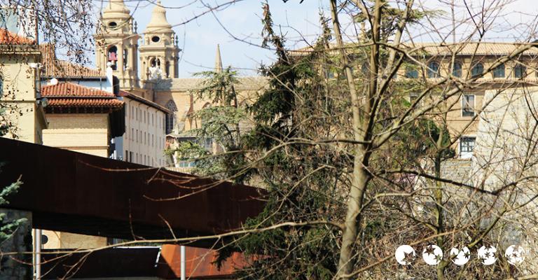 Foto von Pamplona: Puente
