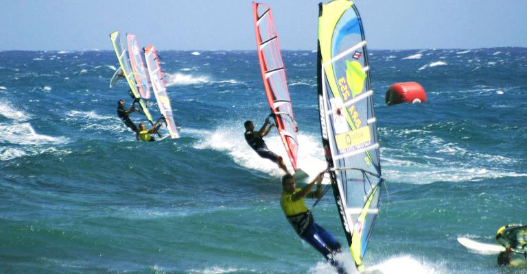 Photo Playa Blanca: Windsurf Lanzarote
