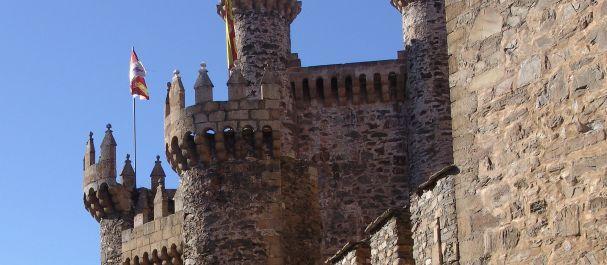 Fotografía de Castilla y León: Ponferrada, el castillo de los templarios